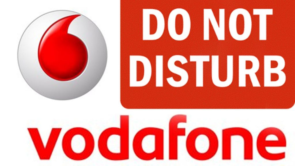 How To Active DND on Vodafone