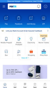 How To Create Paytm Account in Mobile 2018