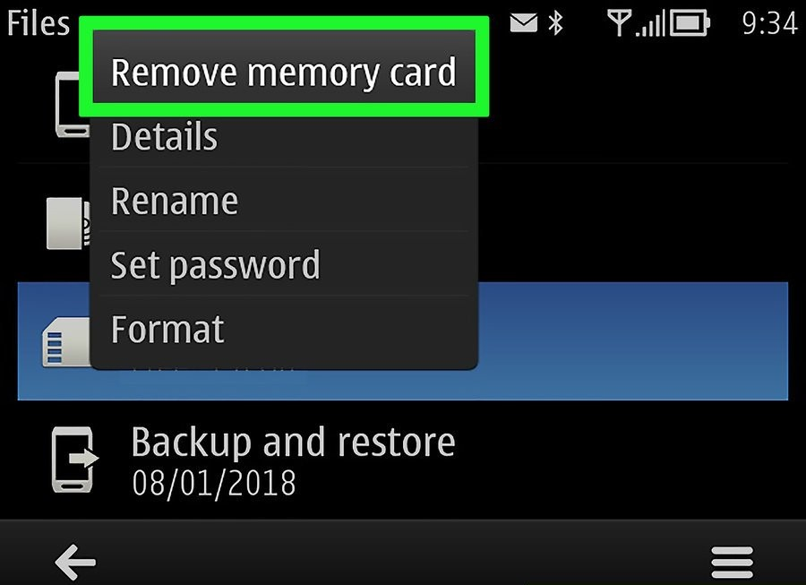 How To Fix Corrupted Memory Card