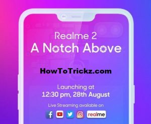 How to Root Oppo Realme 2 Without PC