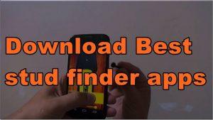 stud finder app