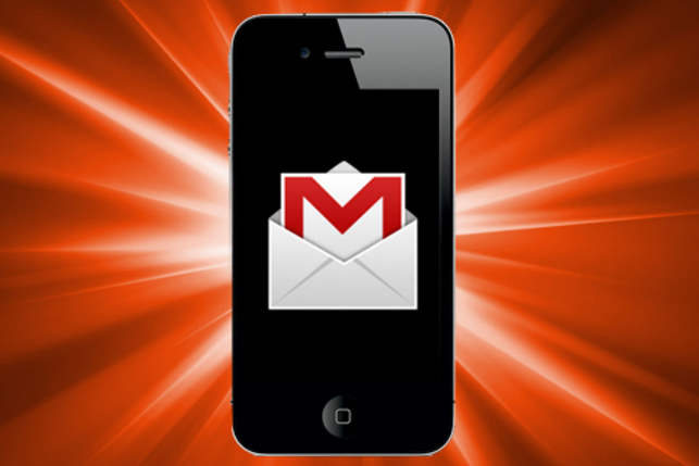 Setup Gmail on iPhone