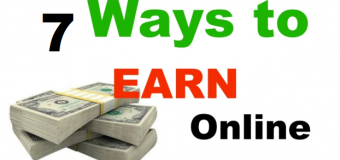 How to Make Money Online – Best Different Ways to Earn Money