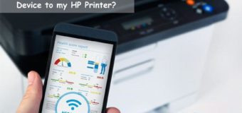 How To Print From My Mobile Device To My HP Printer?