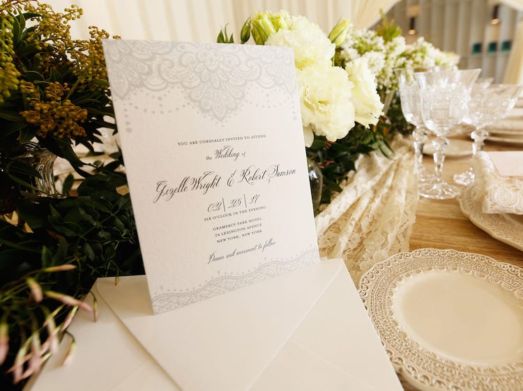 Not Skip Your Mind While Creating Wedding Invitations