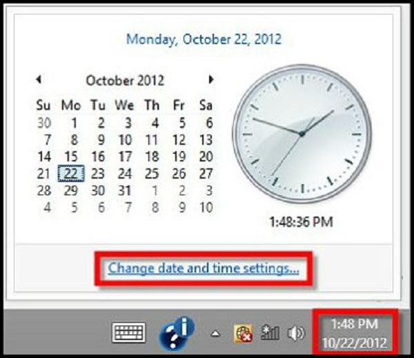 DATE AND TIME IN YOUR COMPUTER