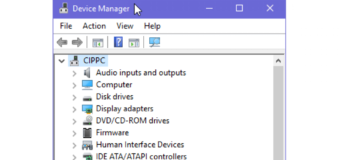 Create Device Manager Shortcut Key in Windows 8,7, XP and 10