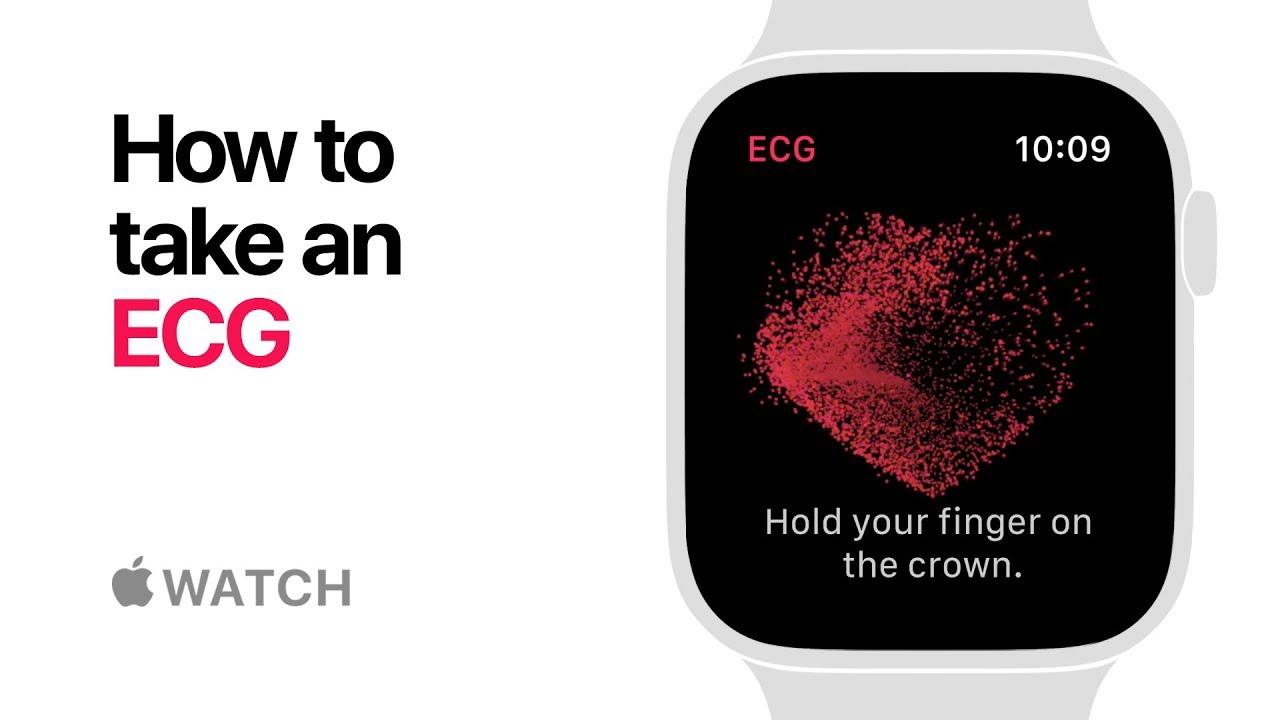 Use The ECG App
