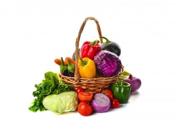Organic Vegetables Farming