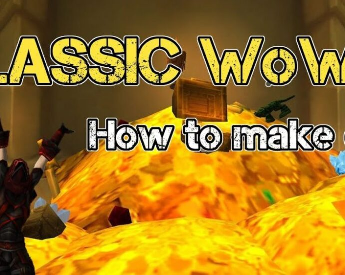 Fastest Way To Get Classic Gold In Wow